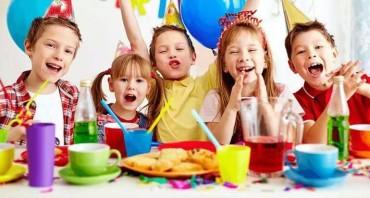 Kid's Club Café организует вечеринки
