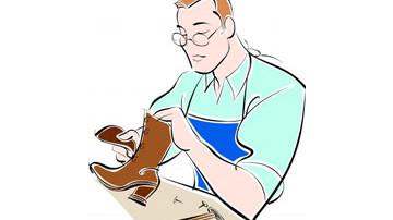 logo idealnii remont obuvi