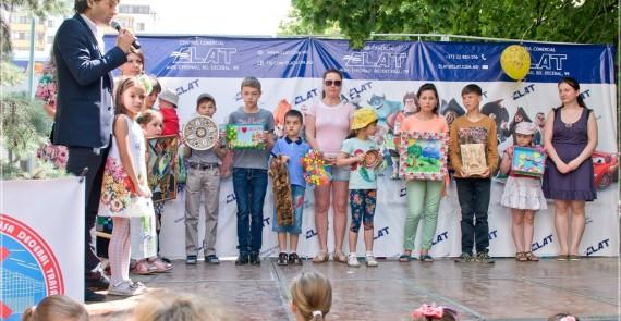 Premierea cistigatorilor si participantilor la concursul pentru copii
