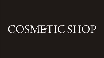 logo cosmetic shop