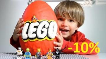 Reduceri -10%  la LEGO, Maisto, Burago in Bimbo!