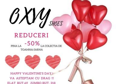 Reduceri OXVY shoes pina la -50%