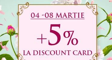 Vizaje-Nica daruieste +5% la cartela de discount!
