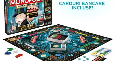 "Hasbro ""Monopoly – Ultimate Banking Edition"""