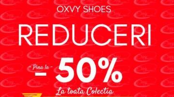MEGA REDUCERI OXVY shoes