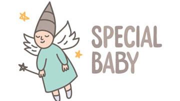 logo special baby