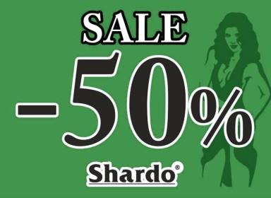 Shardo SALE -50%