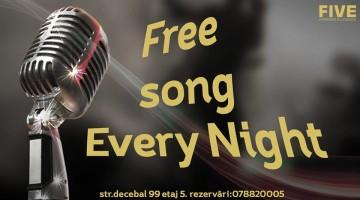 FIVE cadou karaoke!