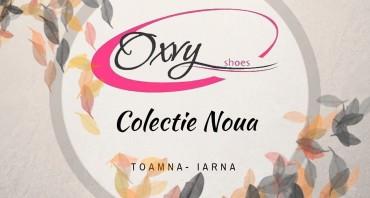 Новая коллекция Осень-Зима OXVY shoes