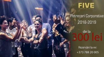 Rezervă petrecere acum și primește reducere de 50 % LA BĂUTURI !