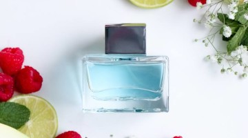 Arome ANTONIO BANDERAS BLUE SEDUCTION
