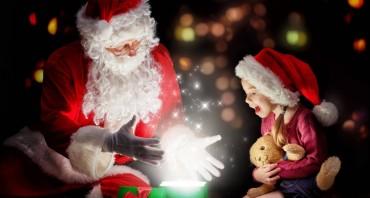 Почувствуй себя Дедом Морозом!