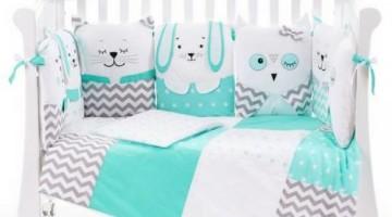 Постельное белье «Верес» — это практичный вариант для Вашего ребенка