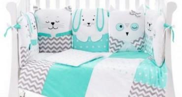 """lenjerie de pat """"Veres"""" este o opțiune practică pentru copilul dumneavoastră."""