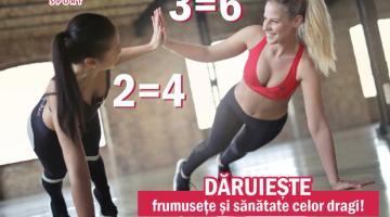 MEGA OFERTĂ la Unica Sport!