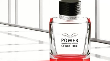Noul parfum Power of Seduction de la Antonio Banderas in Vizaje Nica