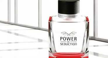 Новый аромат Power of Seduction от Антонио Бандераса в Vizaje Nica