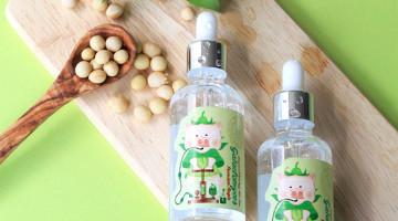 Serum Milky Piggy Galactomyces Ferment Filtrate 100% de la Elizaveca