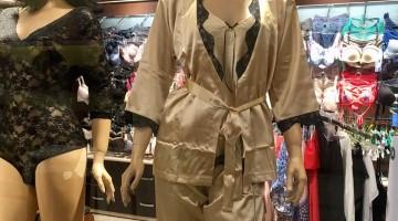 Colecție nouă de pijame de mătase de toamnă in Luxlingerie