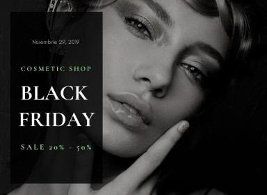 Black Friday в Cosmetic Shop!