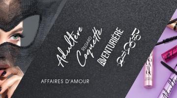 Новая коллекция тушей Affaires d'Amour от Vivienne Sabo!
