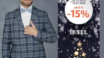 🎄 Promo de Revelion în magazinele IONEL!