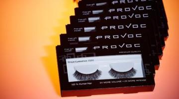 Новинка от корейского бренда Provoc — ресницы ручной работы
