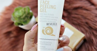 Только в магазинах VIZAJE-NICA пилинг для кожи лица Revuele