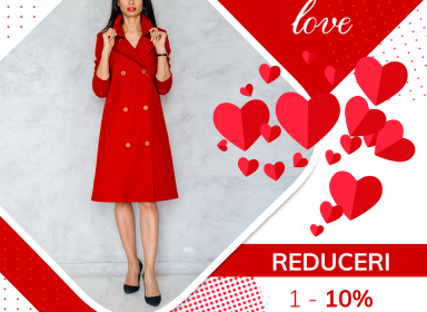 Акция с любовью в магазинах IONEL! 1+1 = LOVE