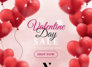 Vizaje-Nica vă iubește! -14% la toate produsele, şi pînă la -40% la parfumerie