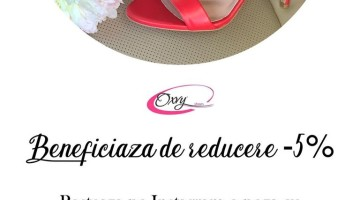 OXVY shoes – reducere -5%