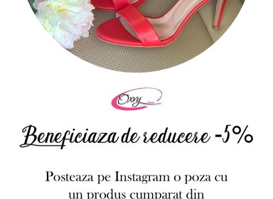 OXVY shoes — reducere -5%