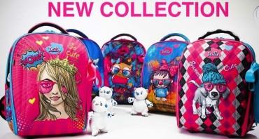 Seola – Новая коллекция школьных рюкзаков
