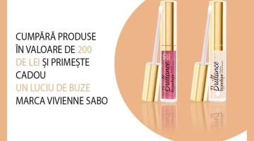 Cosmetic Shop — Cadou cu gust de vara!