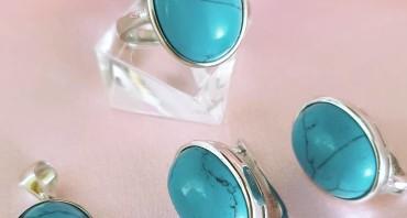 Catrin Jewelry — бирюза прекрасно дополнит Ваш летний образ💙