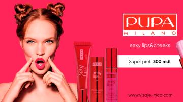 #PUPA SEXY LIPS!
