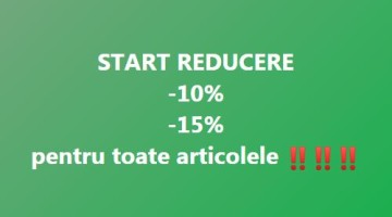 START REDUCERI