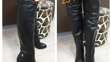 Тотальная распродажа зимних и демисезонных моделей сапог и ботинок.