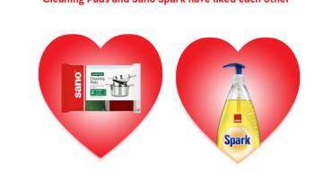 SPARK + SUSHI = LOVE