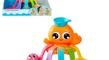 Jucărie de baie Caracatiță E73104