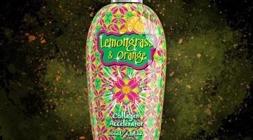 SuperTan Lemongrass & Orange