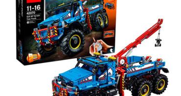 Lego maşină de urgenţă 6×6 42070