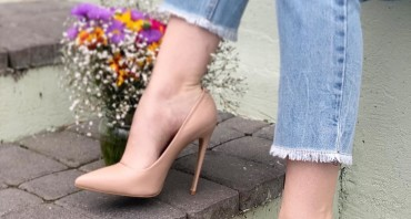 Pantofi- piele naturala