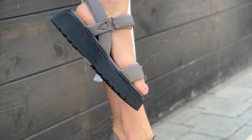Sandale – piele naturală