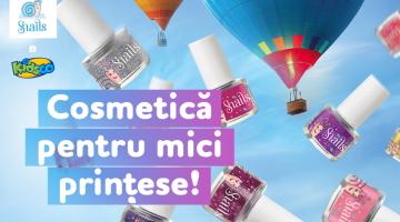 Snails — o față nouă a produselor cosmetice pentru copii